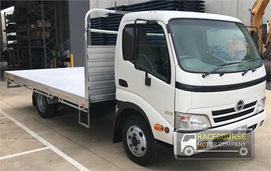 2009 Hino other Racecourse Motor Company - Trucks for Sale