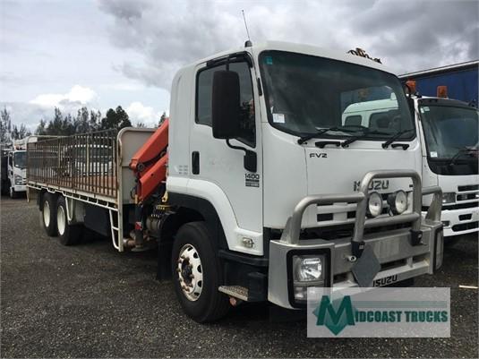 2010 Isuzu FVZ 1400 Long Midcoast Trucks  - Trucks for Sale