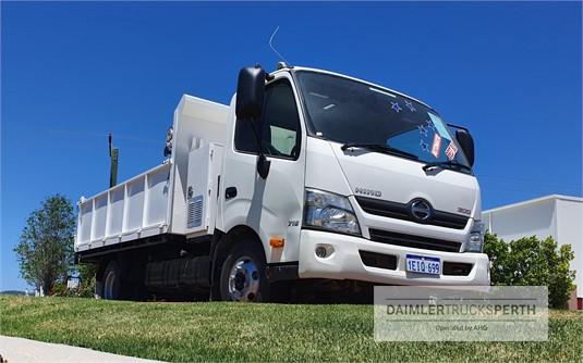 2013 Hino other Daimler Trucks Perth - Trucks for Sale