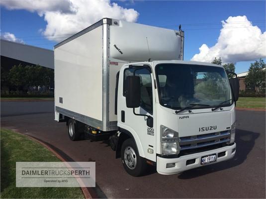2010 Isuzu NPR 200 Daimler Trucks Perth - Trucks for Sale