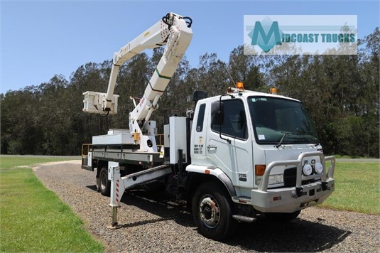 2007 Fuso Fighter 10 FM Midcoast Trucks  - Trucks for Sale