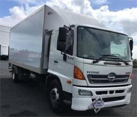 2015 Hino 500 Series GH - Trucks for Sale