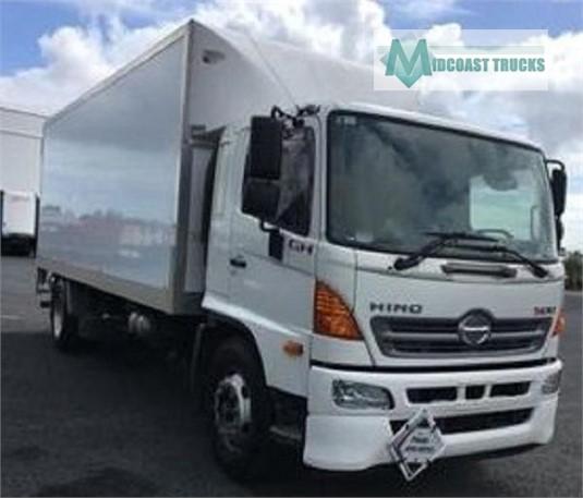 2015 Hino 500 Series GH Midcoast Trucks  - Trucks for Sale