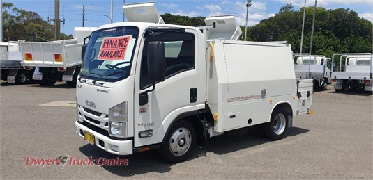 2019 Isuzu NLR 45 150 AMT SWB Dwyers Truck Centre - Trucks for Sale