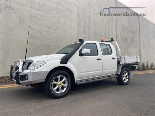 2012 Nissan NAVARA - Trucks for Sale