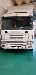 SCANIA P114.340  used
