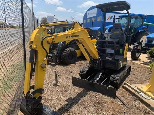 New Holland E17C - Heavy Machinery for Sale