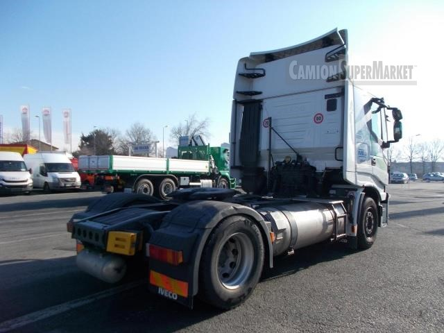 Iveco STRALIS 400 used 2017