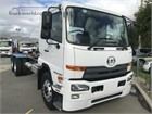 UD PW252 6x4|Cab Chassis