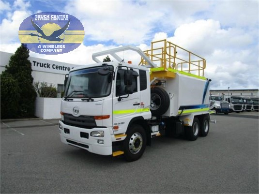 2018 UD PW252 Truck Centre WA - Trucks for Sale