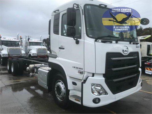 2018 UD CW26 380 Quon Truck Centre WA  - Trucks for Sale