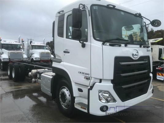 2018 UD CW26 380 Quon - Trucks for Sale