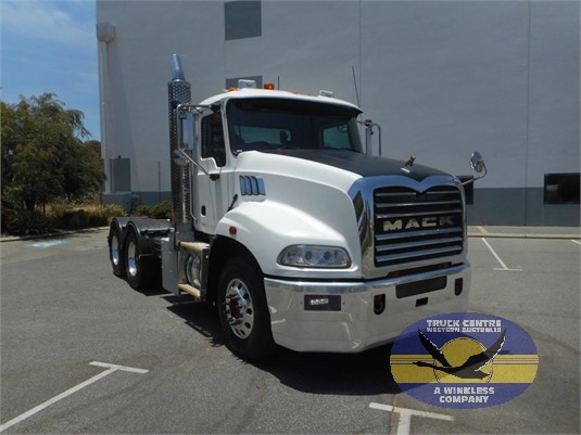 2014 Mack Granite Truck Centre WA  - Trucks for Sale