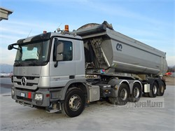 MERCEDES-BENZ ACTROS 3346  used