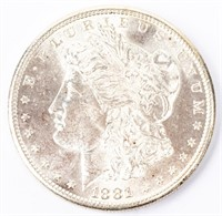 January 28th Online Only Coin Auction