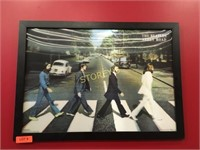 The Beatles Abbey Road Illusion Picture - 29 x 21