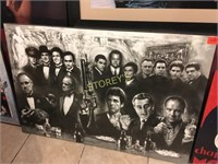 Gangster Picture - 32 x 24
