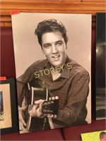 Elvis Picture - 2' x 3'