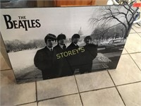 Beatles Picture - 3' x 2'
