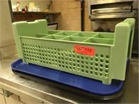 Vollrath Cutlery Dish rack & Café Trays