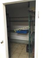 ~12' x 6' x 8' Walk-in Cooler / Freezer Combo