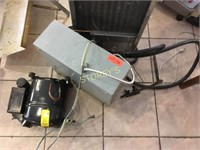 Compressor - unknown condition