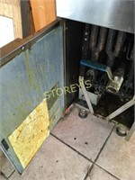 Imperial 40lbs Gas Deep Fryer - unknown condition