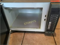 Amana Commercial Microwave - as is