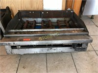 """Thermatek 36"""" Charbroiler - parts only"""