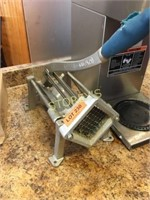 Vollrath Fry Cutter