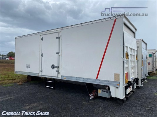 2004 Alltruck Pantech Carroll Truck Sales Queensland - Truck Bodies for Sale