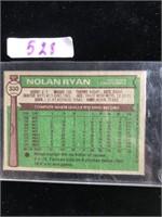 1976 Nolan Ryan Baseball Card