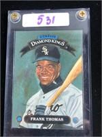 1991 Donruss Frank Thomas Baseball Card