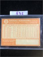 1964 Brooks Robinson Baseball Card
