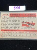 1956 Topps George Blanda