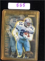 1994 Fleer Emmitt Smith Football Card