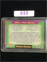 1993 Emmitt Smith Football Card