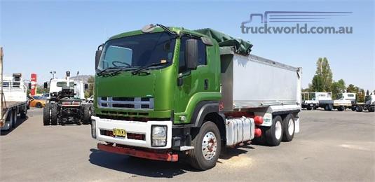 2013 Isuzu FXY - Trucks for Sale