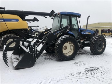 New Holland Tv6070 For Sale 14 Listings Marketbook Ca Page 1 Of 1