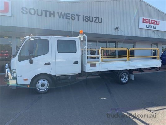 2016 Hino 300 Series 616 Crew Auto South West Isuzu - Trucks for Sale