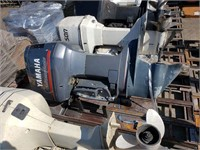 Marine Outboard Engines Inventory Liquidation