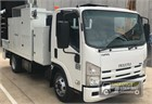 2009 Isuzu NPR300 Service Vehicle