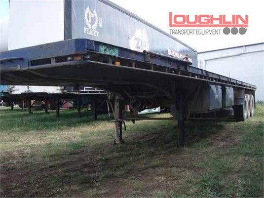 2002 Haulmark other Loughlin Bros Transport Equipment - Trailers for Sale