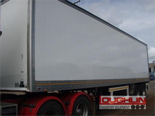 2008 Vawdrey Pantech Trailer Loughlin Bros Transport Equipment - Trailers for Sale