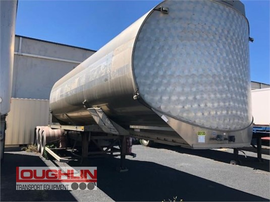 2008 Marshall Lethlean other Loughlin Bros Transport Equipment  - Trailers for Sale