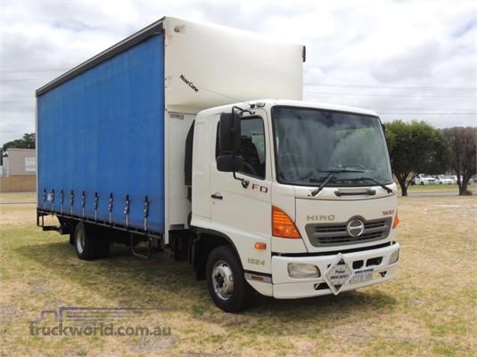 2009 Hino 500 Series 1024 FD Long Japanese Trucks Australia - Trucks for Sale