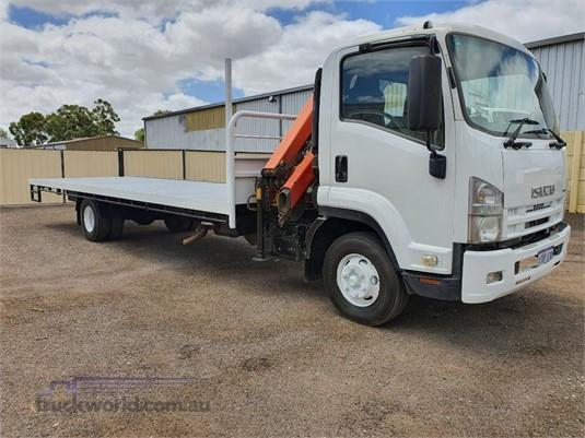 2012 Isuzu FRR 500 Long Japanese Trucks Australia - Trucks for Sale