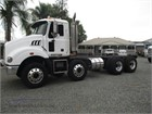 2010 Mack Metro Liner 8x4 Cab Chassis