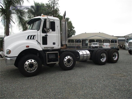 2010 Mack Metro Liner 8x4 Rocklea Truck Sales - Trucks for Sale