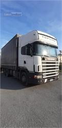 SCANIA P124L420  Usato